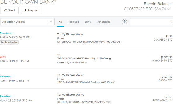 coinpot bitcoin withdrawal to blockchain info transactions