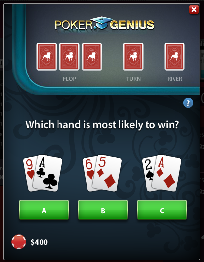 zynga pokerjenius freechips